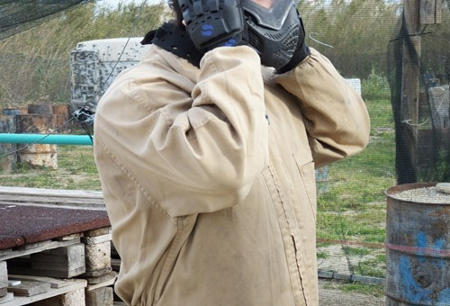 Normativa Paintball…lo que debes saber.