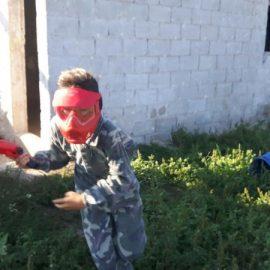 Extraescolares para mi hijo. ¿Un paintball infantil?