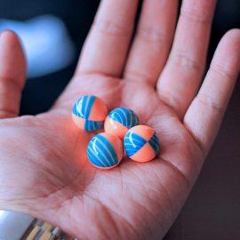 Bolas de Paintball. Tipos y conservación.